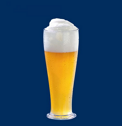 Wheat Beer glass 0.5lt
