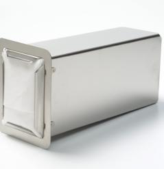 Napkin dispenser in counter model