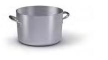 7020 Deep casserole with 2 handles