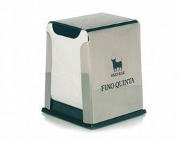 Stainless steel napkin box