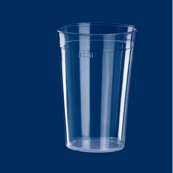 Multi-Purpose Cup clear 0.5lt