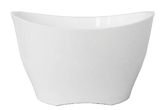 Iceberg Bowl FB-03 White