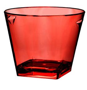 Quadra Bowl FB-06 red