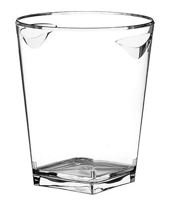 Quadra bucket FB-05 clear