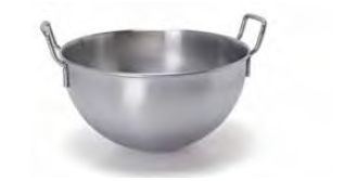 9080 Mixing bowl with 2 handles