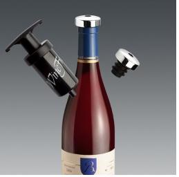 Wine Fresh de Luxe II Chromed in Gift Box
