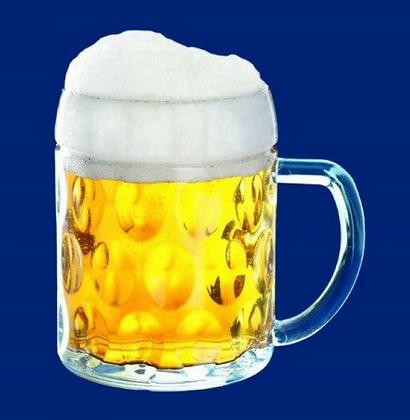 Beer Mug 0,3l SAN NEW
