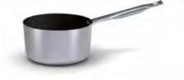 2026 Medium height saucepan with long handle