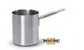 9084 Bain marie pot with long handle
