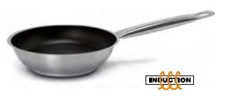 9001 Steel non-stick frying pan