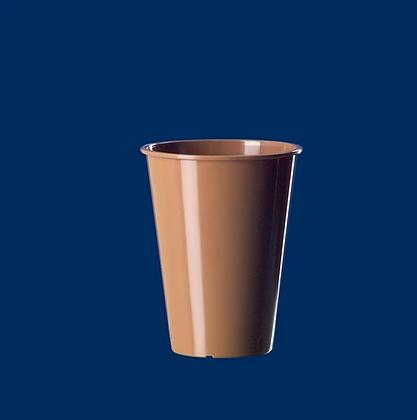 Coffee Cup 0,15l PP brown