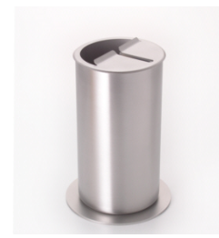 Knife rinsing box - Table top model