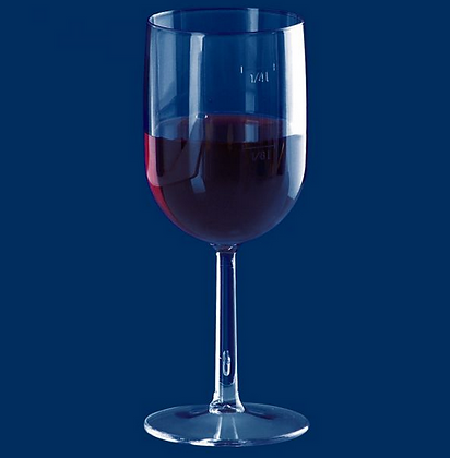 Wine Glass 1/8l & 1/4l SAN