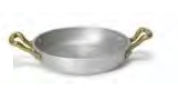 708 Serving pan with 2 handles