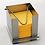 Thumbnail: Napkin box with holding clip
