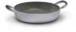 2808 Serving pan with 2 handles