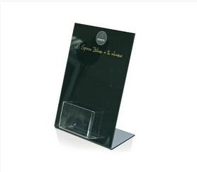 Display brochure holder