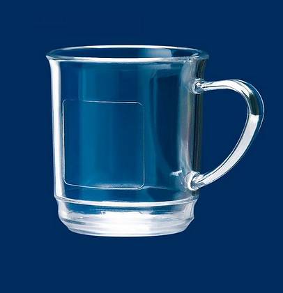 mulled wine cup 0,2l clear