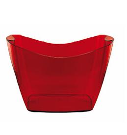 Hispana Bowl FB-49 red