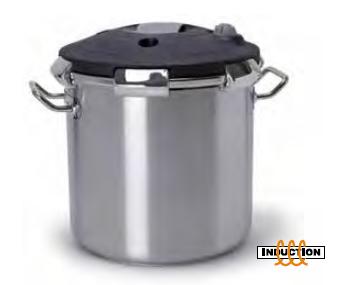 9122 Professional pressure cooker