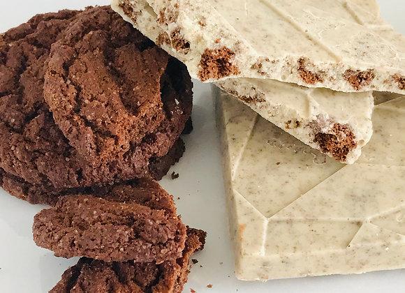 Milk & Cookies Chocolate Bar