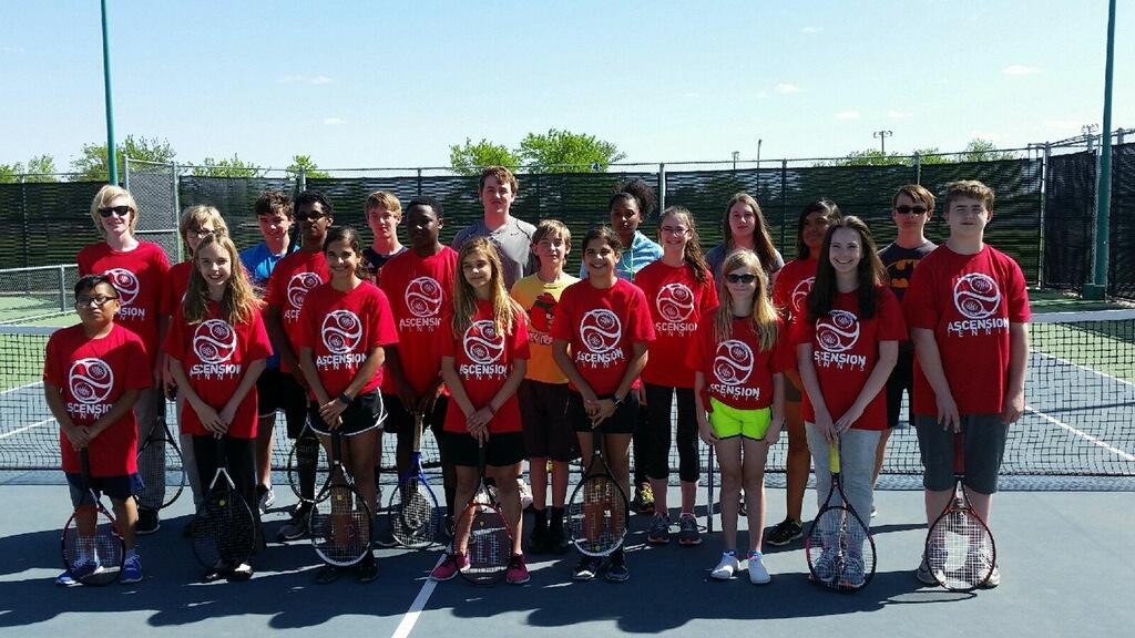 2017 Tennis Team