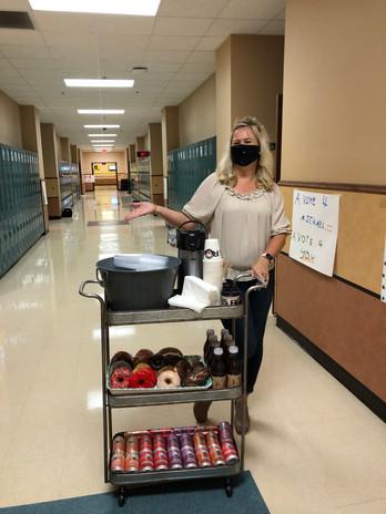 August Teacher Appreciation