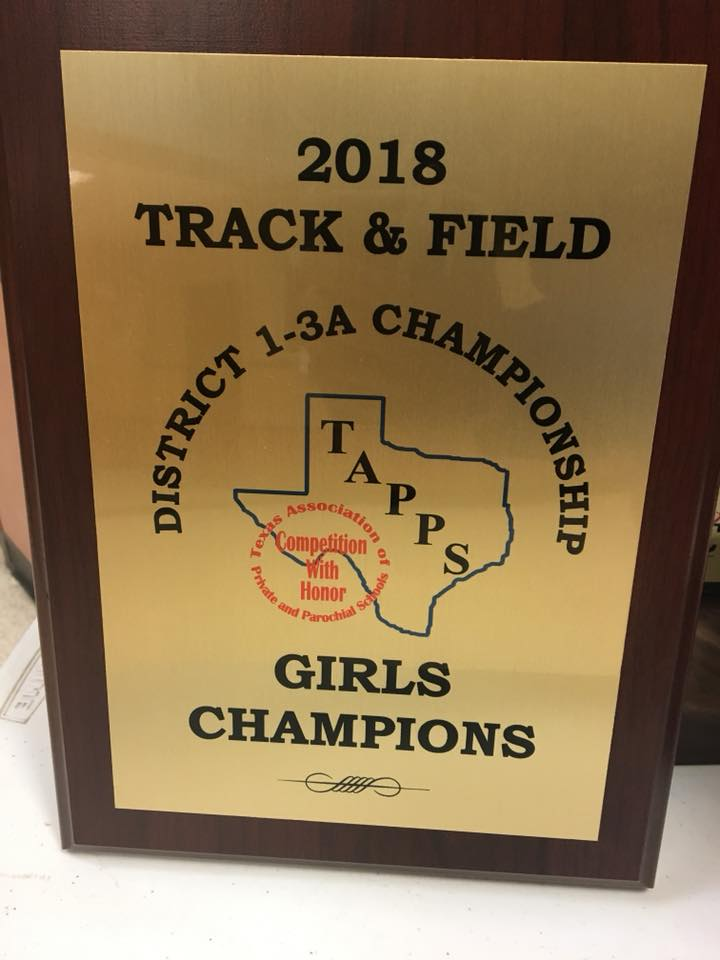 TAPPS Girls District