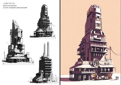 Rails to Cody City 2.0 - TRG Concept Design