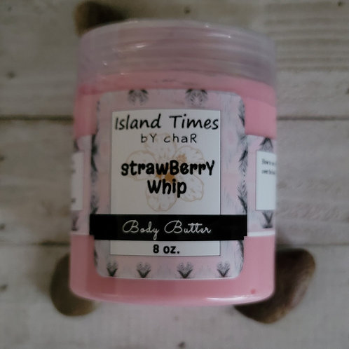 strawBerry whIp Body Butter 8 oz.
