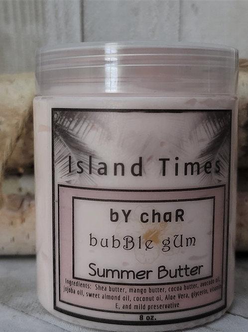 bubBle  gUm Body Butter 8 oz.