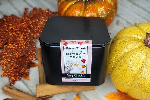 Pumpkin Cake Soy Candle 8 oz.