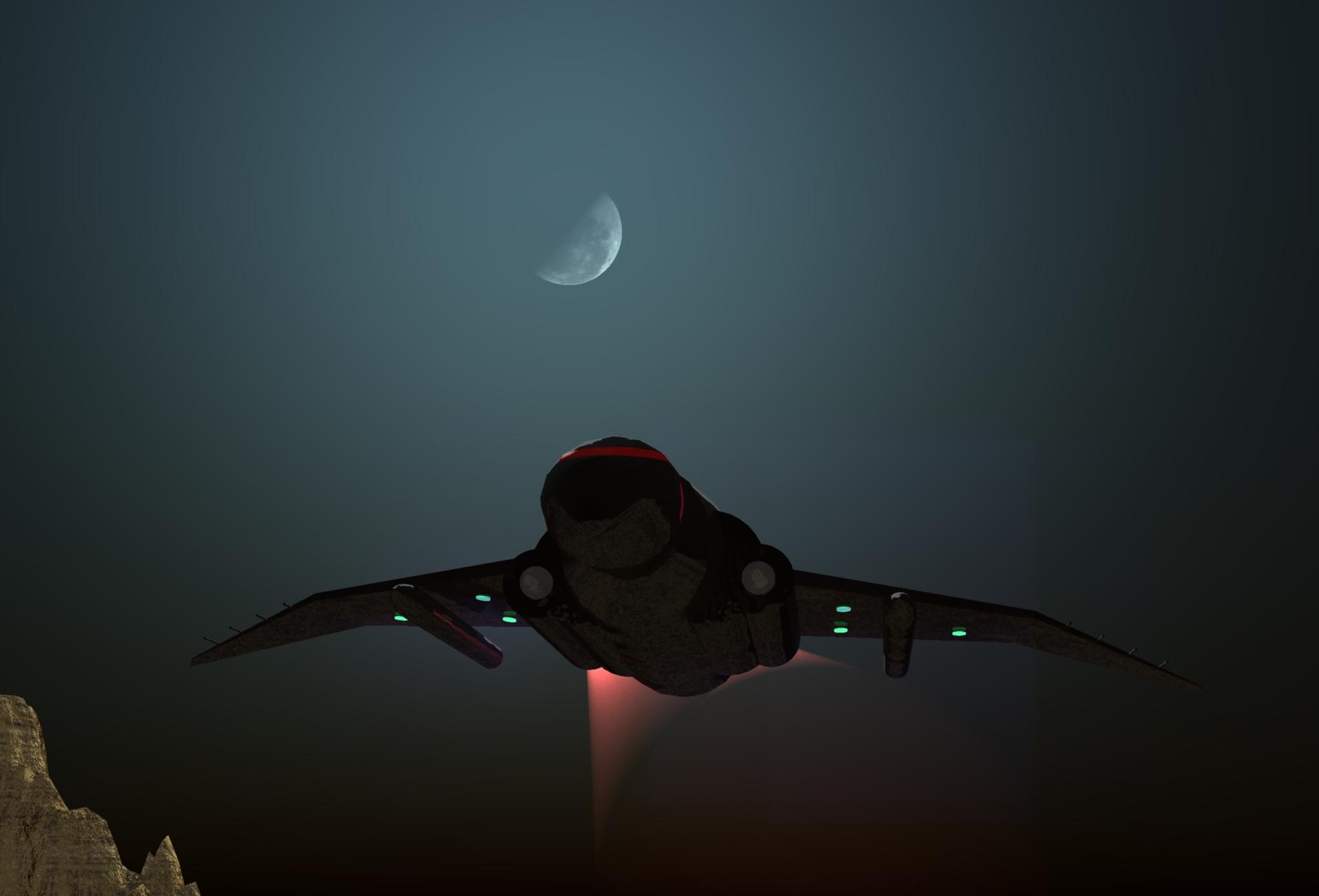 Black Bird-Horus52a