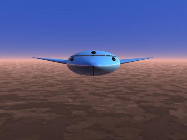 Blue Bird 31