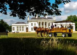 Suffolk Pair Hylands House