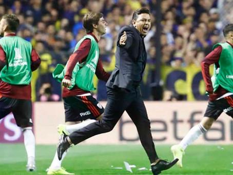 Cómo le fue a Gallardo ante Boca desde que es el director técnico de River