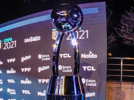 Cómo será el campeonato argentino que se jugará en la segunda mitad del año