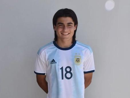 La increíble historia que une a Luka Romero, el pibe récord en España, con la Selección