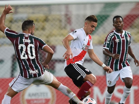 Qué jugadores de River podrían estar disponibles para el partido ante Fluminense
