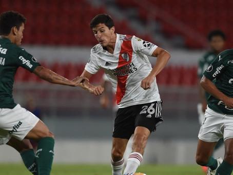 Nacho Fernández: su cumpleaños 31 y el desafío de recuperar su mejor nivel ante Palmeiras