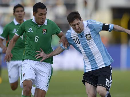 Quiénes son los jugadores de Argentina que saben lo que es jugar en La Paz