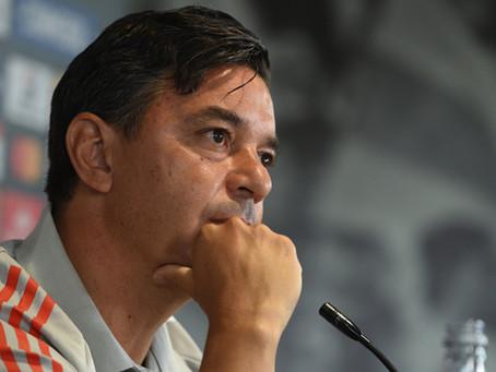 Gallardo y un análisis profundo: los errores del equipo, la revancha en Brasil y su futuro en River