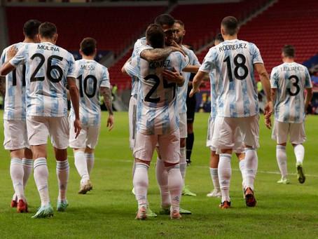¿Cuál Argentina? ¿La del invicto de 721 días o la del juego que no termina de convencer?