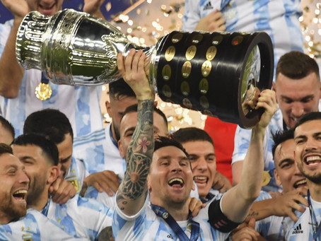 Tras la deseada consagración, qué le espera a la Selección Argentina en lo que resta del año