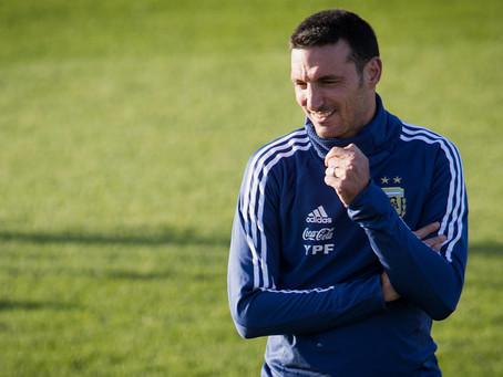Diez frases de Scaloni: equipo confirmado, dos revelaciones inesperadas y la Copa América