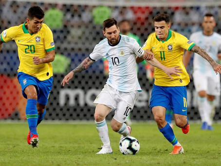 Antecedentes temibles cuando la Copa América se juega en Brasil: qué rachas quiere cortar Argentina