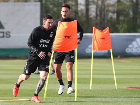 El equipo que se perfila para el debut y las dudas en Argentina