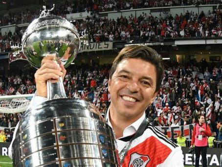 Cómo le fue al River de Gallardo en los mano a mano de la Libertadores
