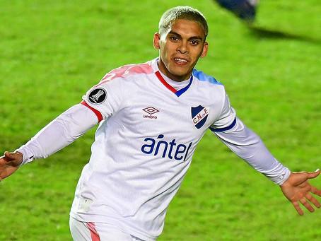 Quién es el jugador de Nacional de Montevideo que tiene el sueño de jugar en River