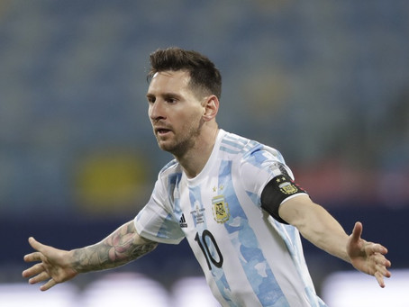 En su versión más determinante, Messi vuelve a encarnar la principal esperanza de Argentina